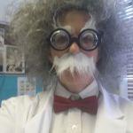 mad scientist-ess